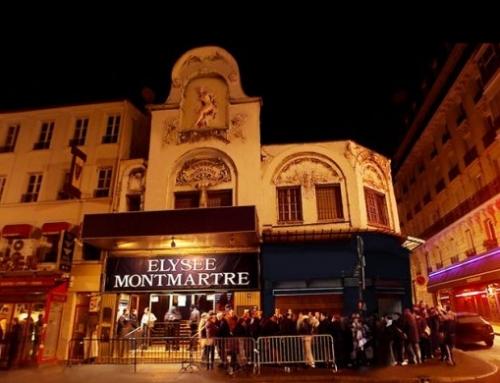 Reconstruction de la salle Elysée Montmartre