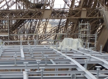 Chantier Tour Eiffel