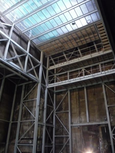 Reconstruction du Théatre le Trianon